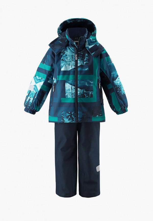 комбинезоны и костюмы reima для мальчика, синие