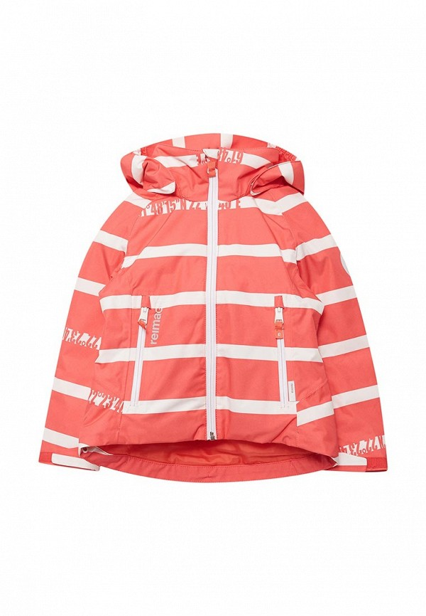 Куртка для девочки утепленная Reima 531322R-3343