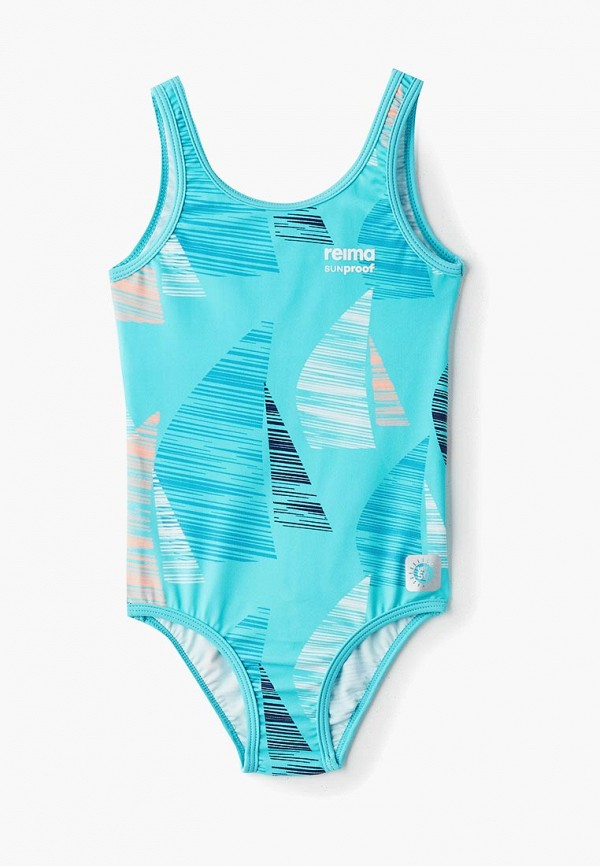 купальник reima для девочки, голубой