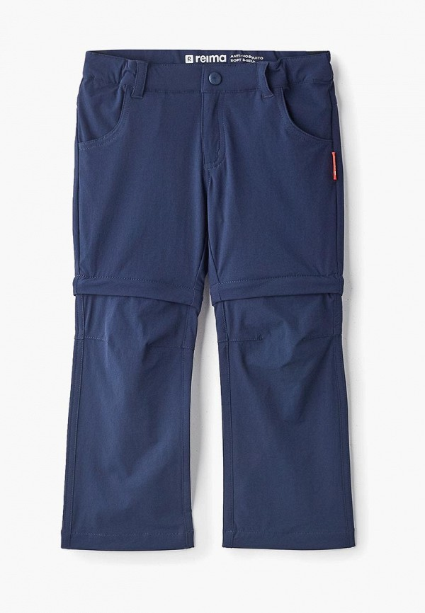 брюки reima для девочки, синие