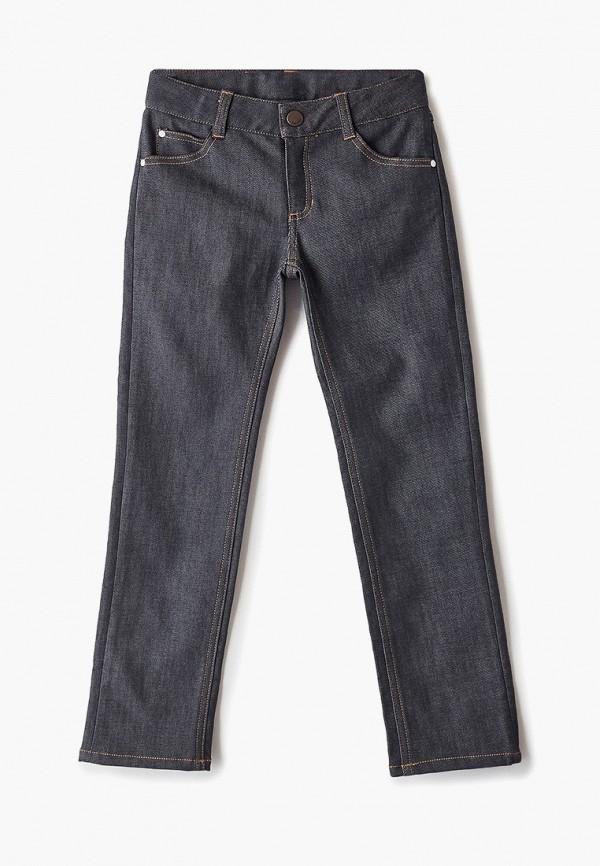 джинсы reima для девочки, серые