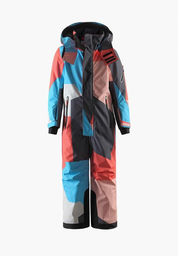 комбинезоны и костюмы reima для девочки, разноцветные
