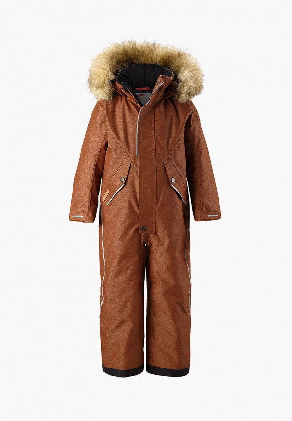комбинезоны и костюмы reima для девочки, коричневые
