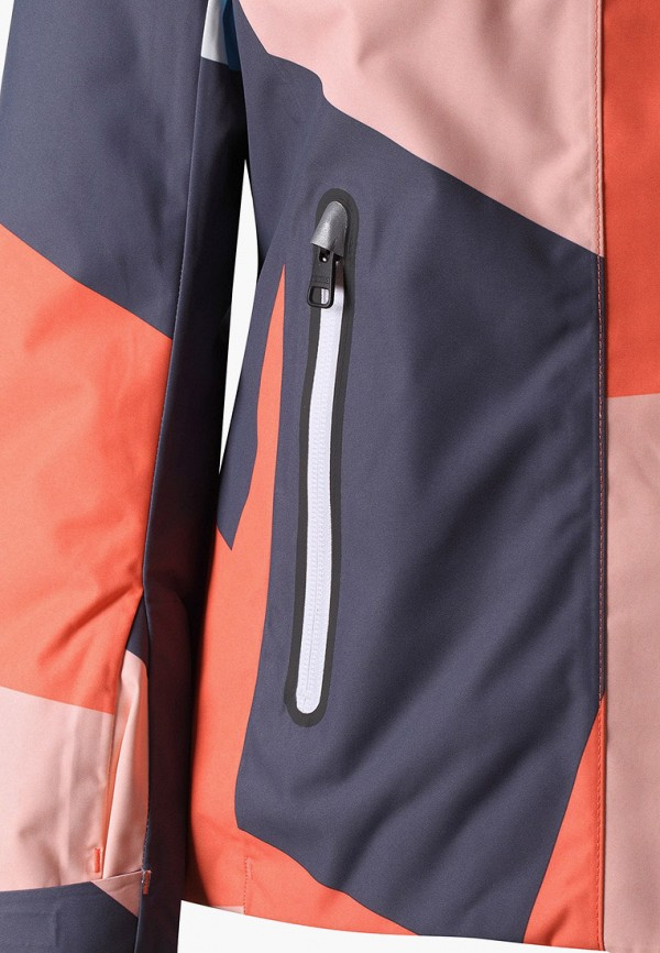 Фото 7 - Куртку горнолыжная Reima разноцветного цвета