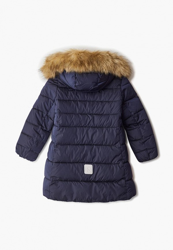 Куртка для девочки утепленная Reima 531416-6980 Фото 2