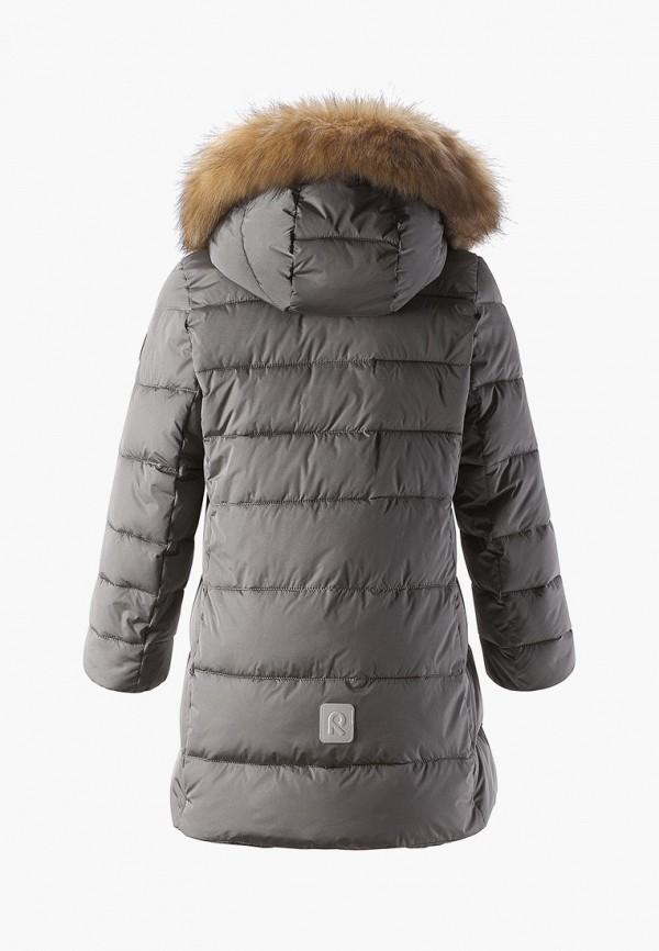 Куртка для девочки утепленная Reima 531416-9370 Фото 2
