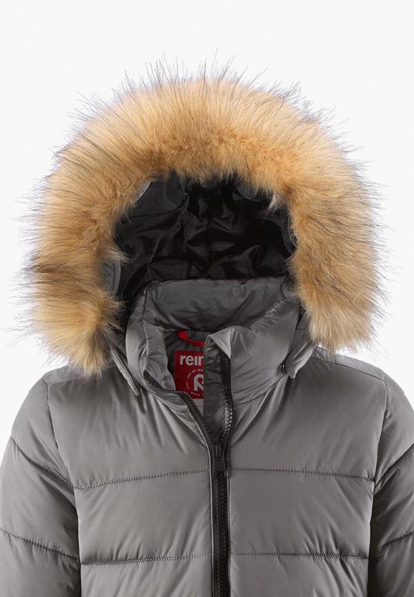 Куртка для девочки утепленная Reima 531416-9370 Фото 4