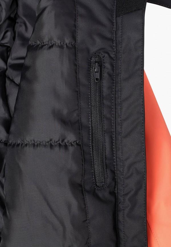 Фото 7 - Куртку утепленная Reima кораллового цвета