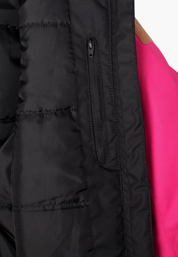 Фото 7 - Куртку утепленная Reima розового цвета
