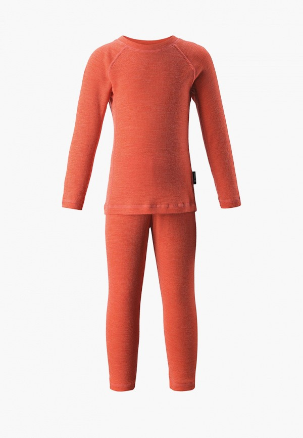термобелье reima для девочки, оранжевое
