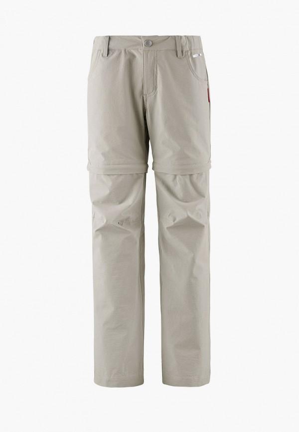 брюки reima для девочки, серые