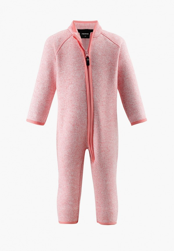 комбинезон reima для девочки, розовый