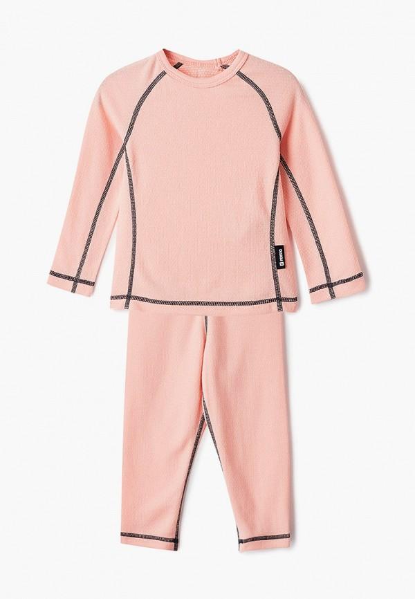 Термобелье Reima Reima 536442-3040 розовый фото