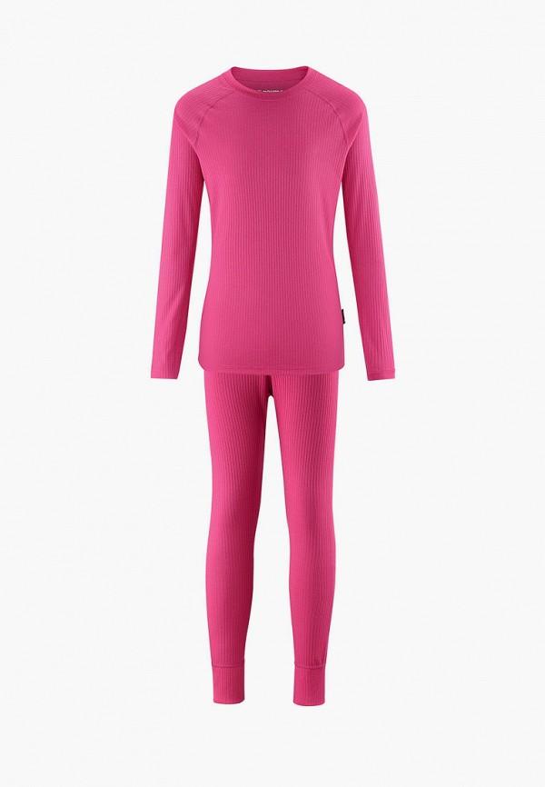 Термобелье Reima Reima 536448-4650 розовый фото