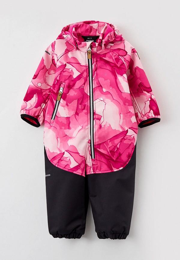Комбинезон утепленный Reima Reima 510310 розовый фото