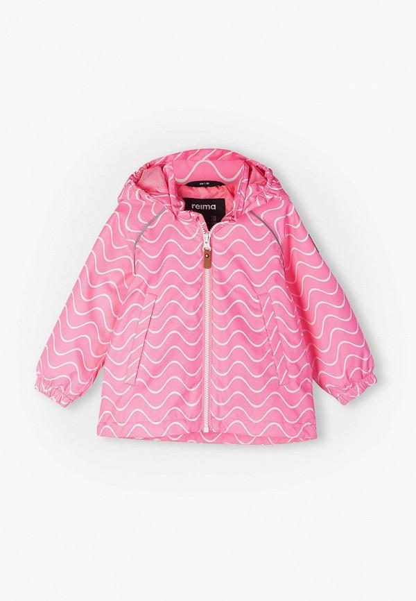 Куртка Reima Reima 511307 розовый фото