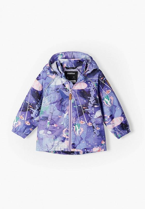 Куртка Reima Reima 511307 фиолетовый фото