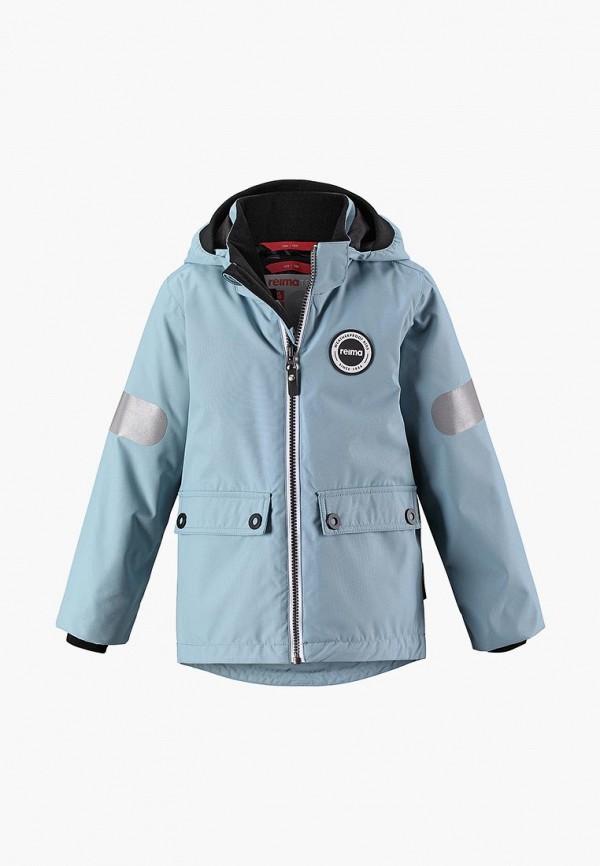 Куртка утепленная Reima Reima RE883EKCAEF7 reima куртка reimatec suvi голубой в полоску