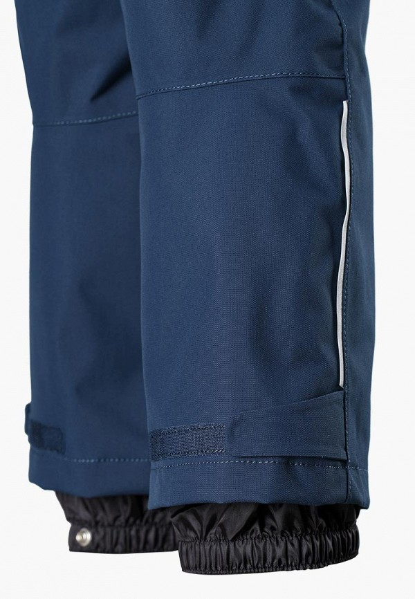 Фото 5 - Брюки утепленные Reima синего цвета