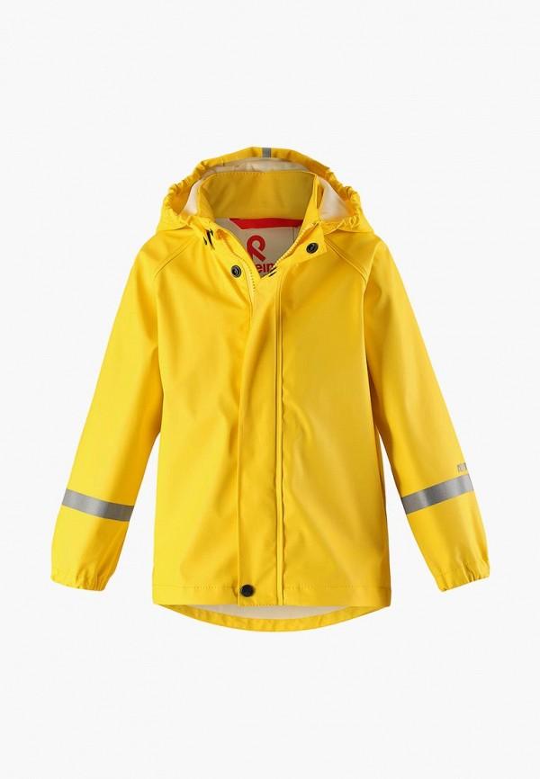 куртка reima малыши, желтая