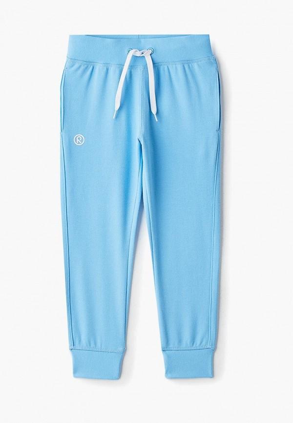 спортивные спортивные брюки reima малыши, голубые
