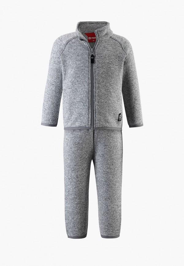 спортивный костюм reima малыши, серый