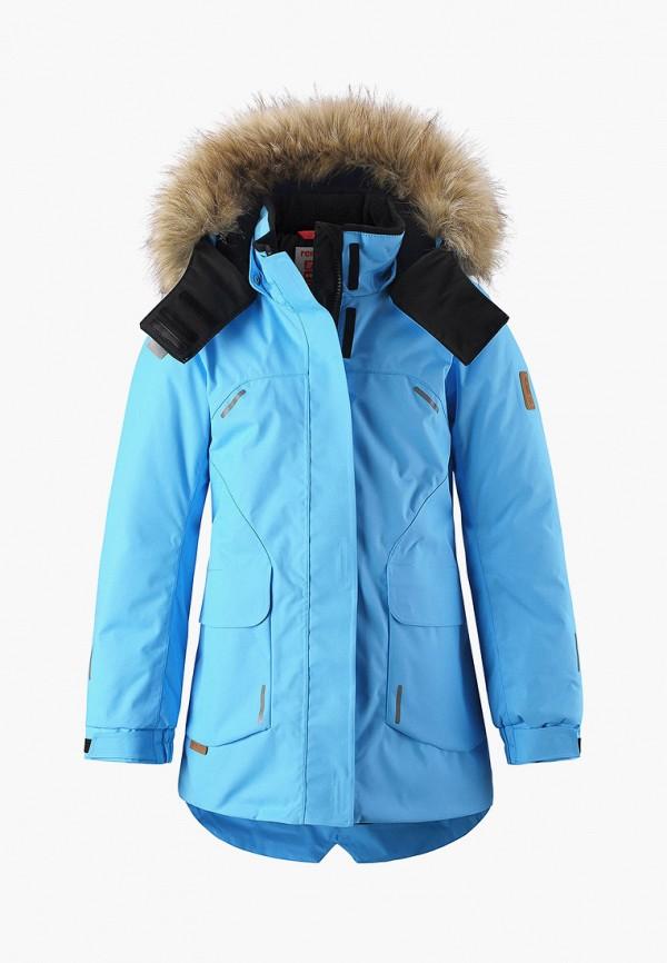 куртка reima малыши, голубая