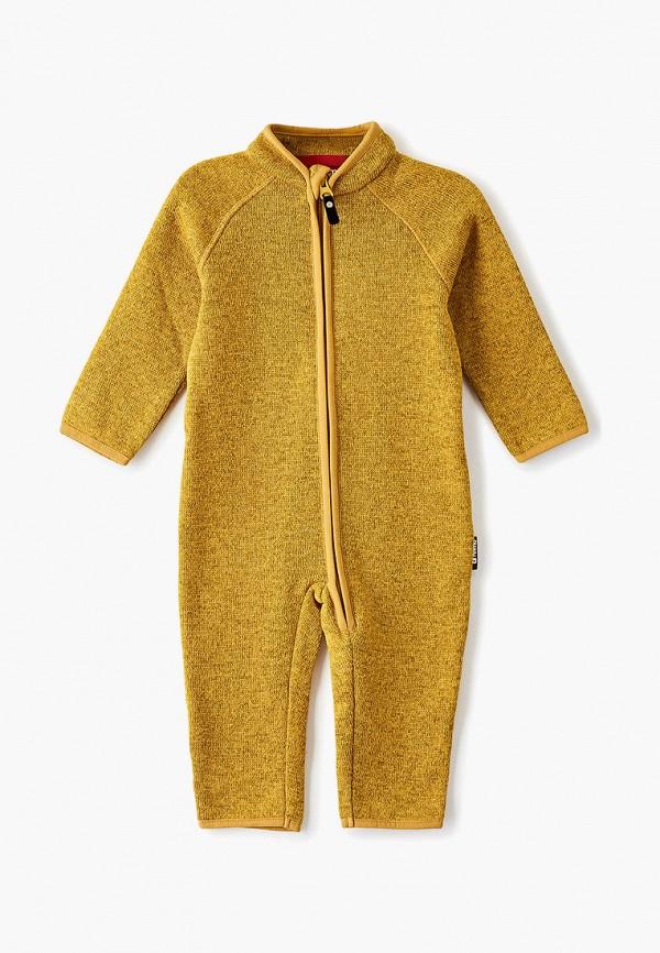 термобелье reima малыши, желтое