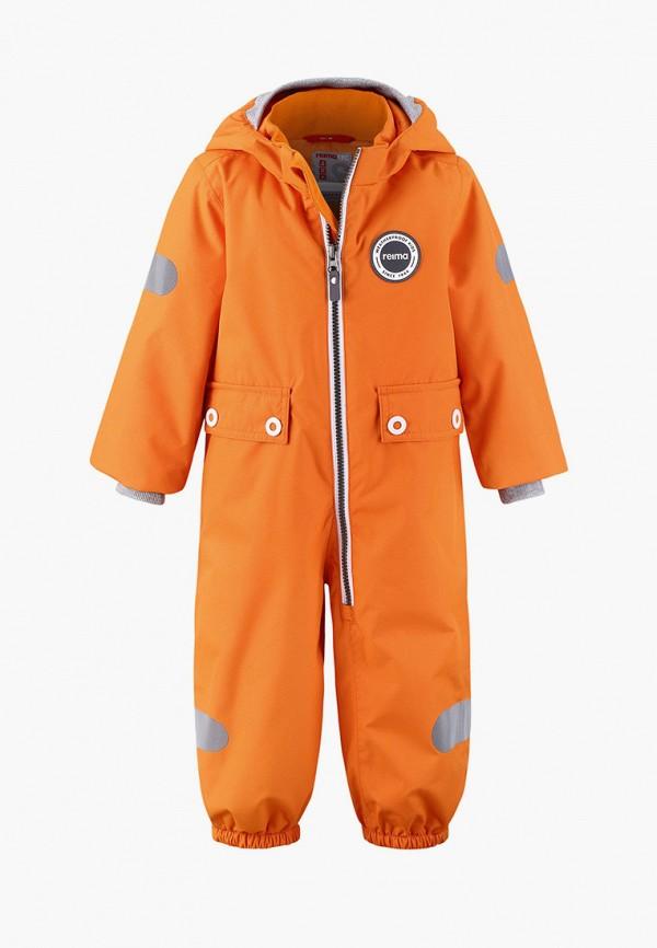 комбинезоны и костюмы reima малыши, оранжевые