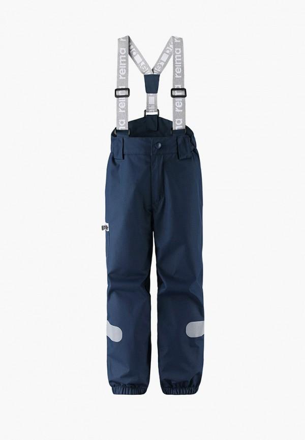 утепленные брюки reima малыши, синие