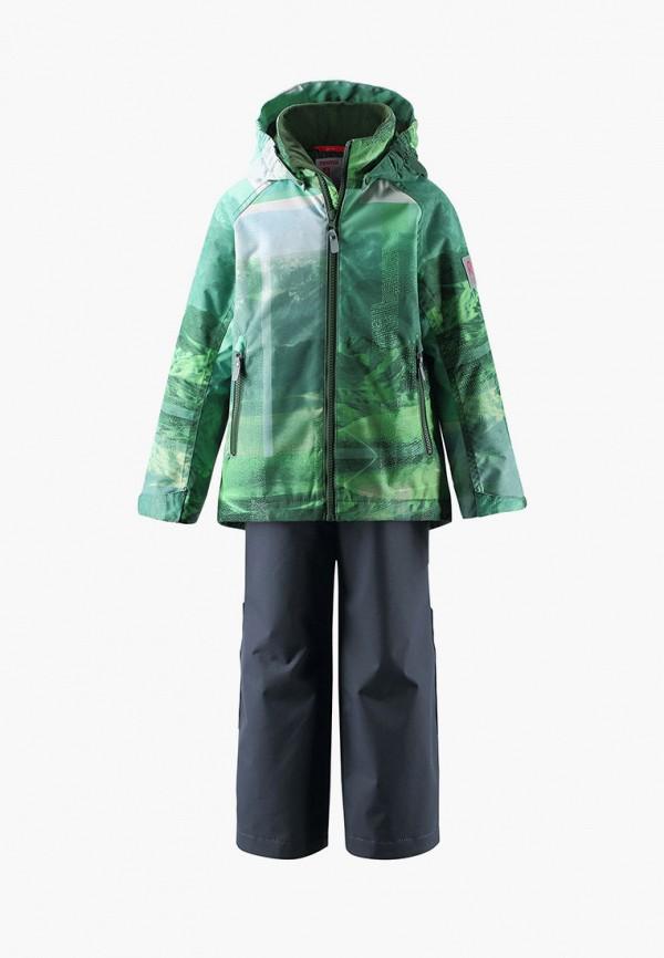 комбинезоны и костюмы reima малыши, зеленые
