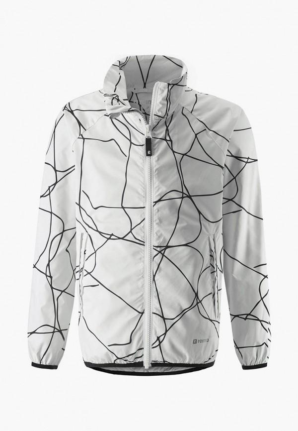 легкие куртка reima малыши, белая