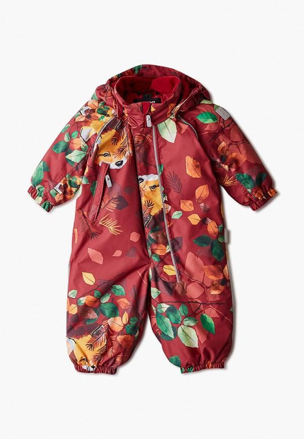 комбинезоны и костюмы reima малыши, красные