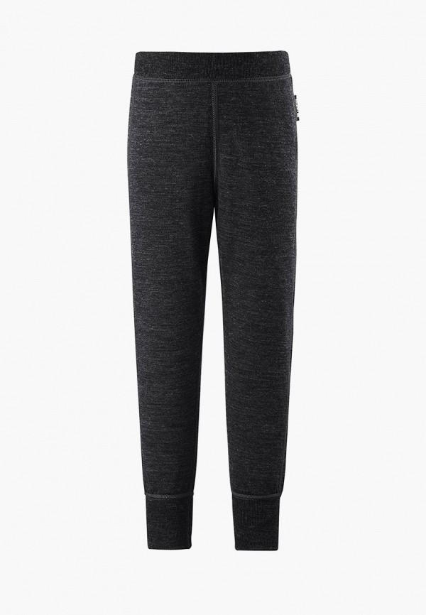 спортивные брюки reima малыши, черные