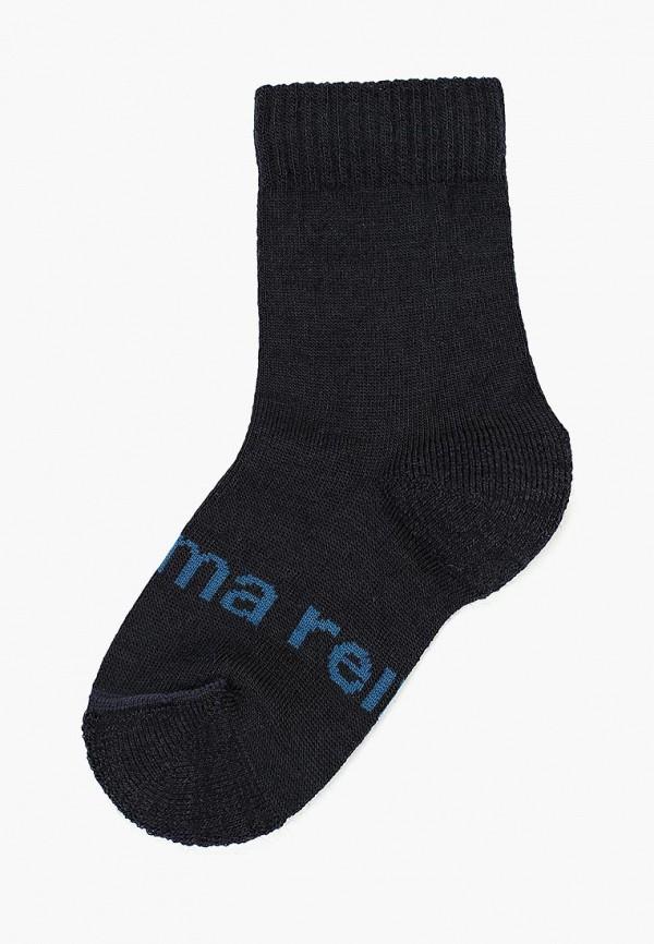 носки reima для мальчика, синие
