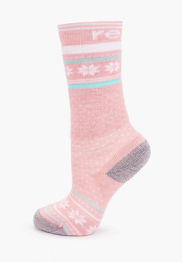 Носки Reima Reima 537020-4561 розовый фото