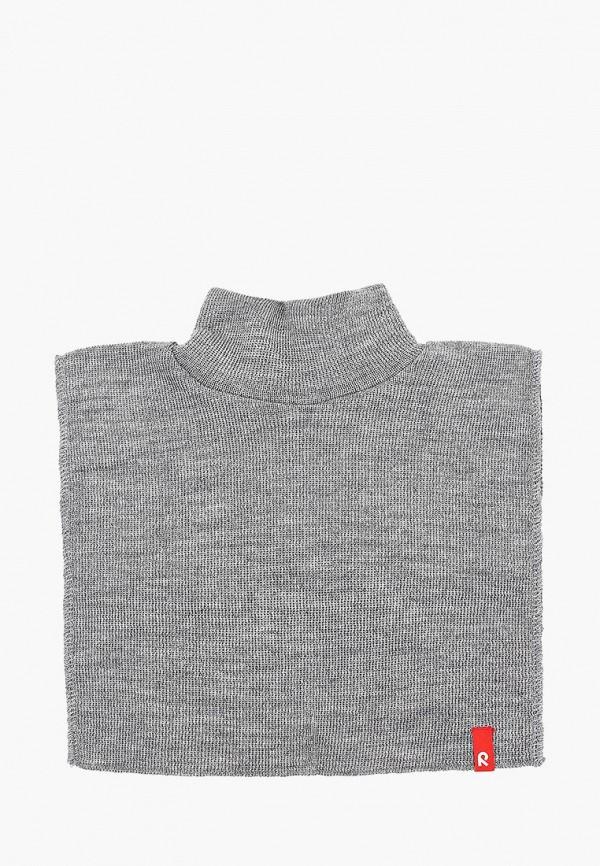 шарф reima малыши, серый