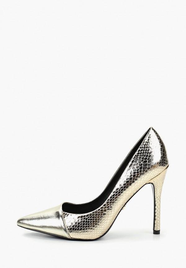 женские туфли river island, золотые