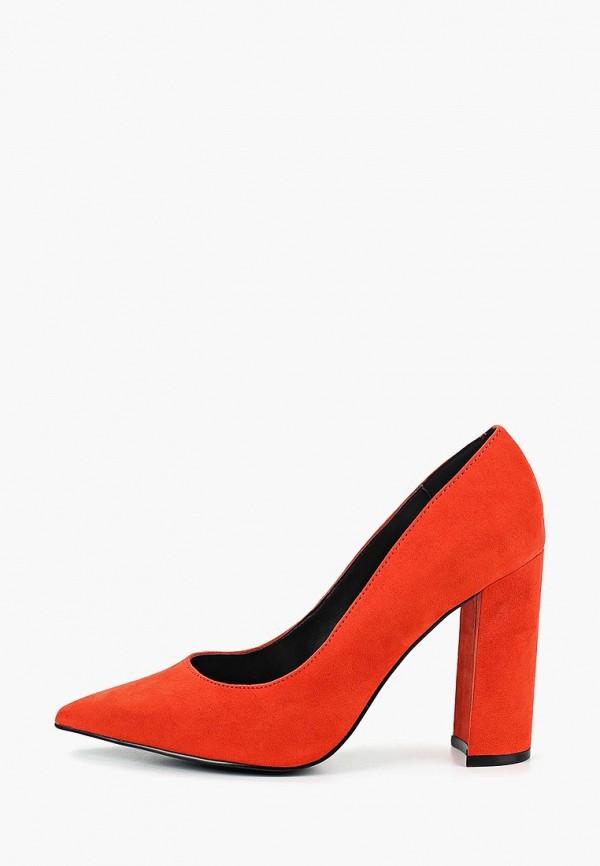 женские туфли river island, красные