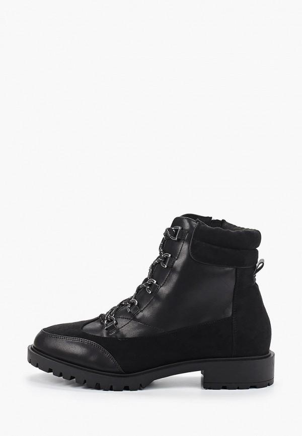 женские ботинки river island, черные