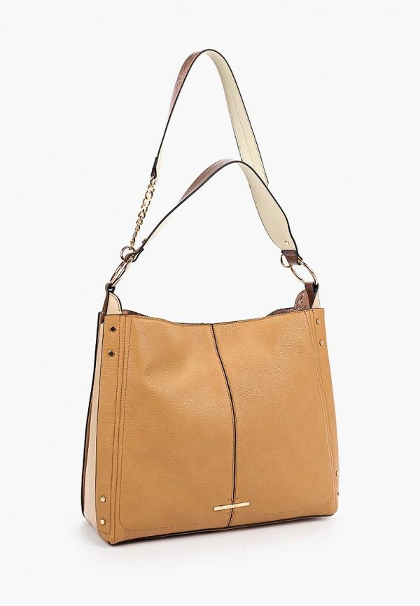 Фото 2 - женскую сумку River Island коричневого цвета