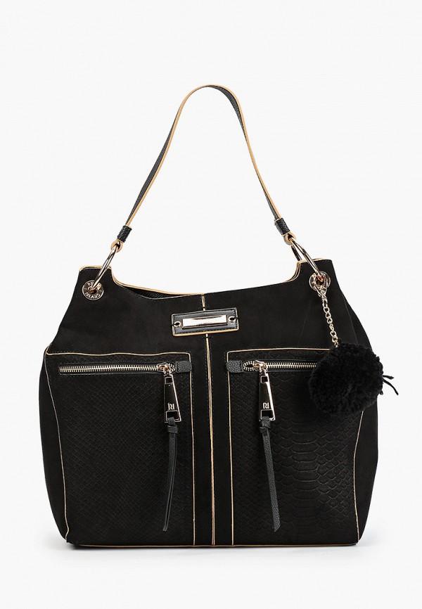 Фото - женскую сумку River Island черного цвета