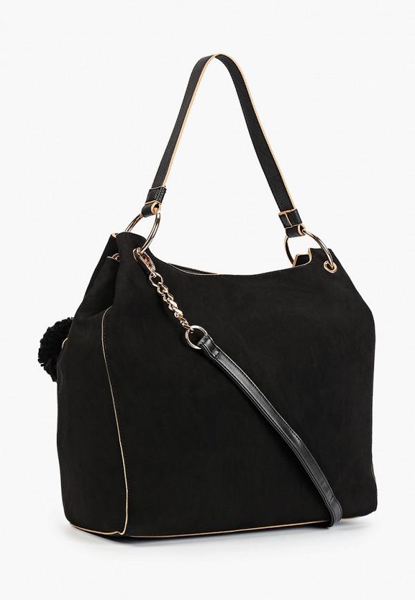 Фото 2 - женскую сумку River Island черного цвета