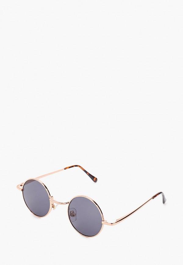 мужские солнцезащитные очки river island, золотые