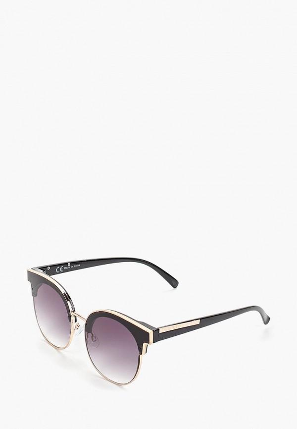 женские солнцезащитные очки river island, черные