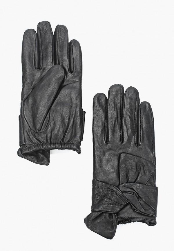 Фото - женские кожаные перчатки River Island черного цвета
