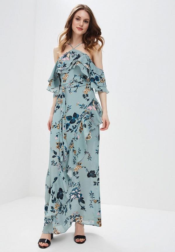 Купить женское платье River Island голубого цвета