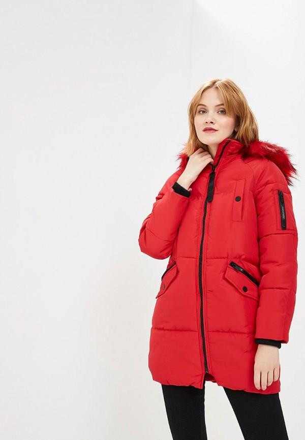 женская куртка river island, красная