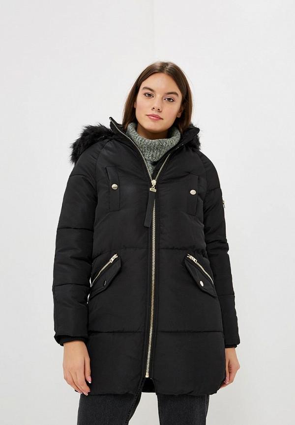 женская куртка river island, черная