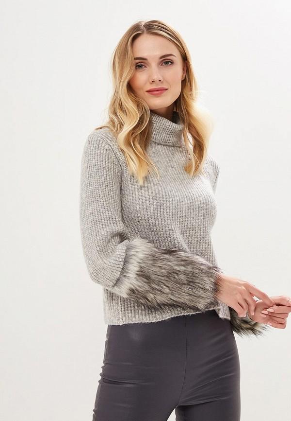 женский свитер river island, серый